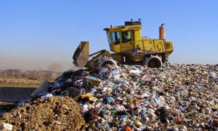 Inquinamento, bando regionale per la bonifica delle discariche