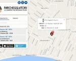 Parcheggiatori abusivi: segnalazioni con app e Web
