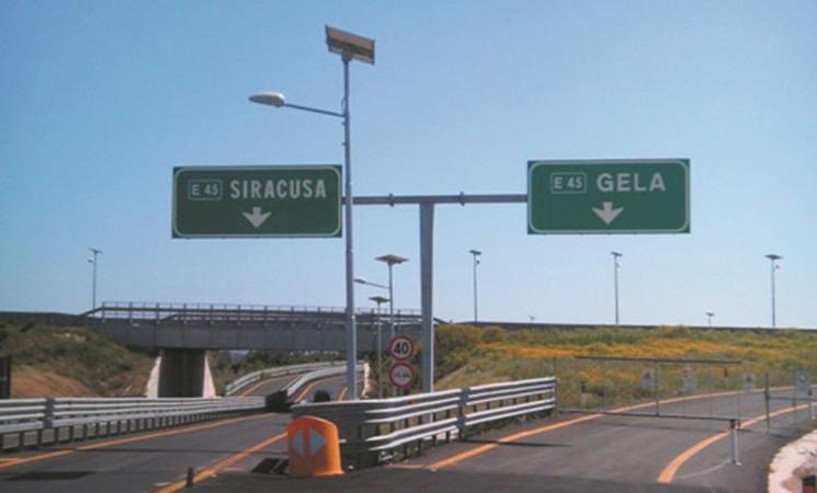 Sr-Gela, la nuova 'Salerno-Reggio Calabria'