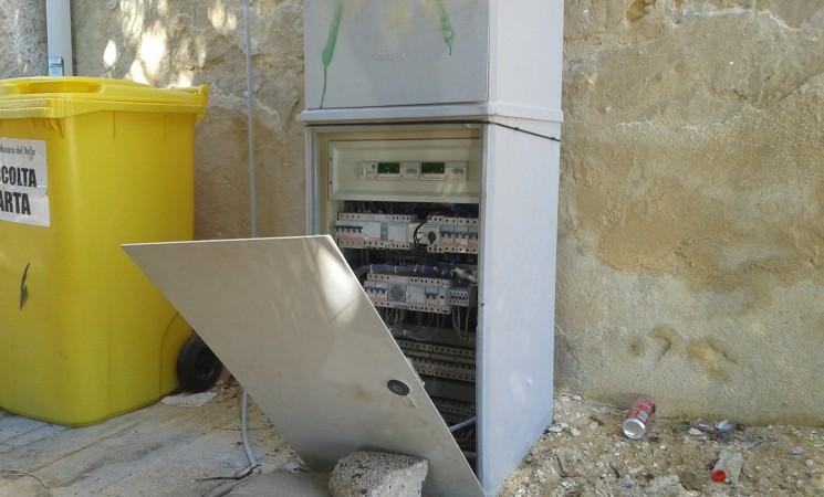 Manutenzione impianti: c'è un problema alla Villa Garibaldi