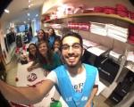 Volontari di Atlas a lavoro per Unicef tra solidarietà e selfie
