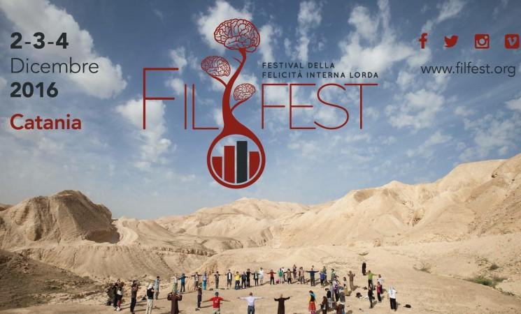 """Buona la prima per """"Catania Fil Fest"""", festival della felicità interna lorda"""