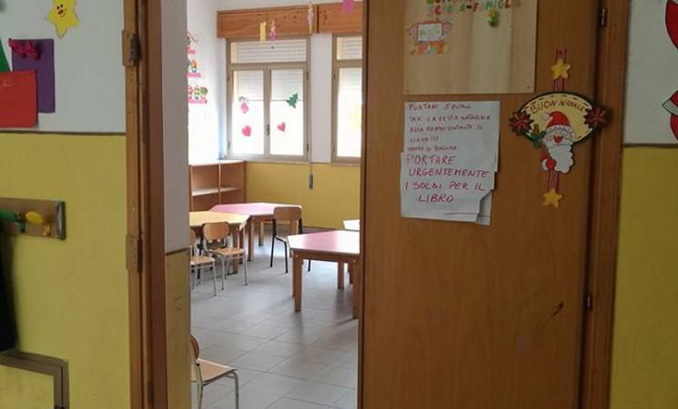 Nuove segnalazioni: la scuola di Mazara due è in condizioni da terzo mondo