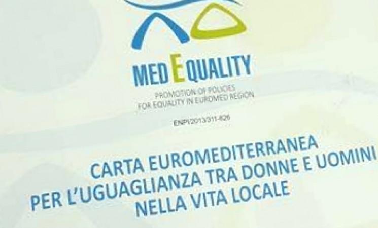 """""""La Carta euromediterranea per l'uguaglianza tra donne e uomini"""""""