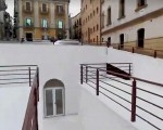 Caltanissetta, da rifugio antiaereo a museo d'arte contemporanea