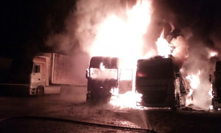 Incendio in un'azienda del mercato di Vittoria, servono più controlli