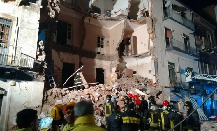 """Ance Catania sul crollo di via Crispi, """"Controlli degli impianti mai attivati"""""""