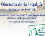 """La """"Giornata della legalità nel Parco dei Nebrodi"""""""