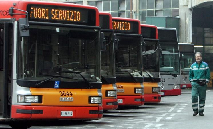 Trasporto pubblico quasi assente dall'hinterland etneo