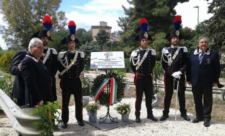 Intitolato al maresciallo Guazzelli un viadotto della Statale 115 'Sud occidentale sicula'