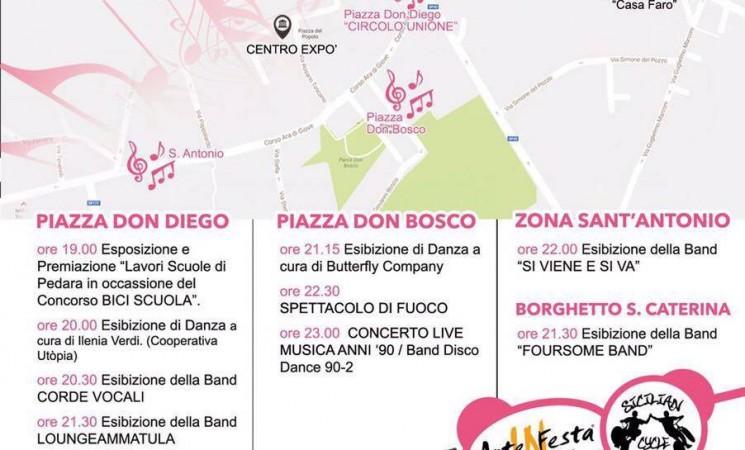 Giro d'Italia, anche Pedara si tinge di rosa