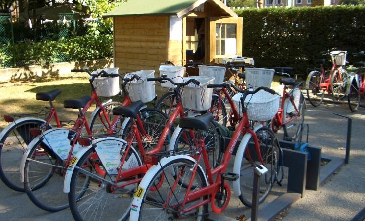 Parte a Ragusa il servizio di noleggio biciclette