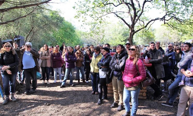 A Monte Serra lo spettacolo naturale di otto artisti