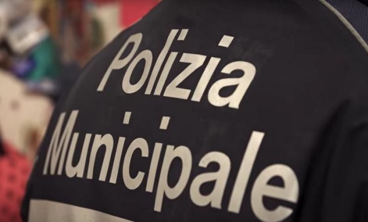 Trasporto illecito di rifiuti, controlli della Polizia municipale a Palermo