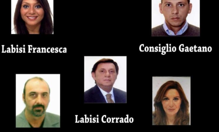 Lucia Mangano, condannati Corrado Labisi, moglie e figlia