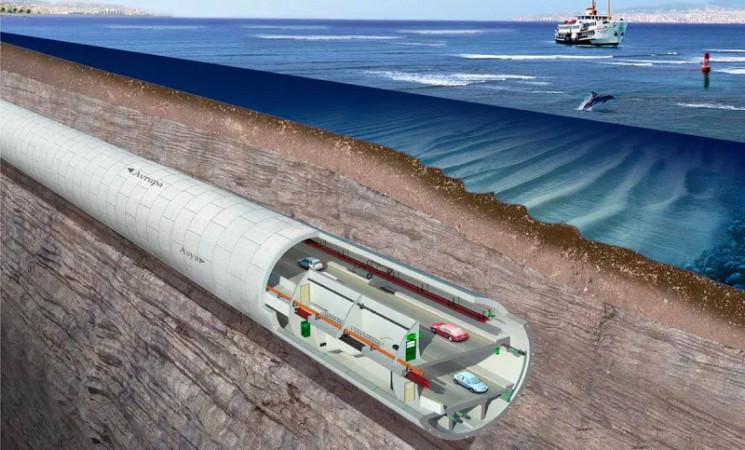 """Stretto, """"Il tunnel sottomarino? Barzelletta vecchia e strampalata"""""""
