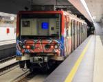 """Il virus ha """"svuotato"""" la metropolitana di Catania"""