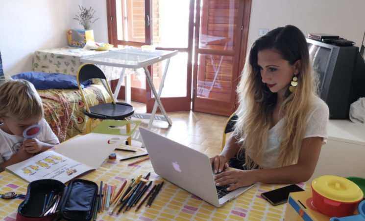 Lavoro: Istat, oltre 4 milioni di lavoratori in smart working