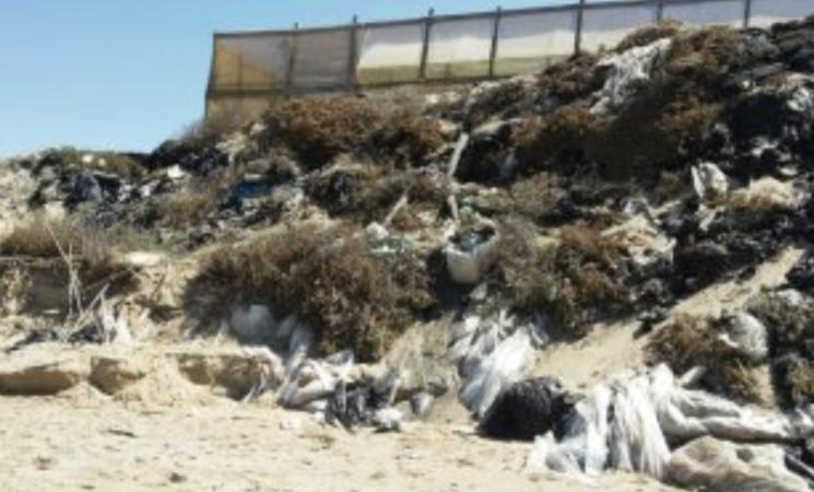 Litorale Macconi-Scoglitti, ispezione del ministero Ambiente