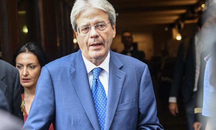 """Recovery Fund, Gentiloni """"L'Italia sarà all'altezza"""""""