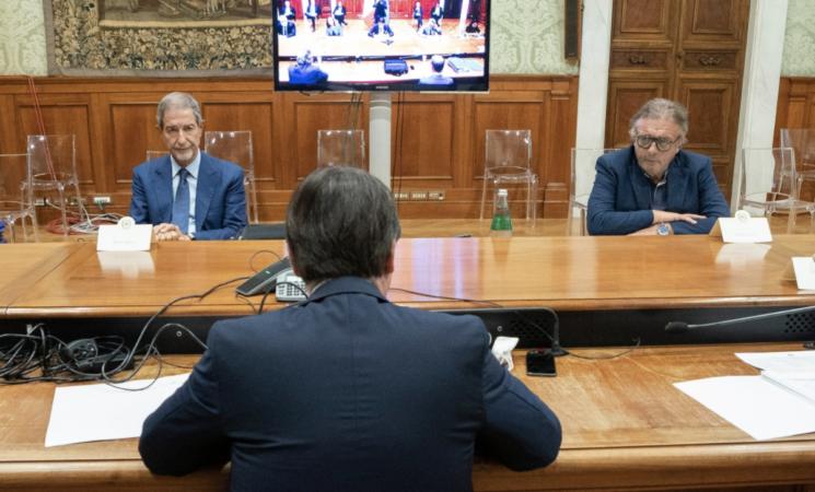 Migranti, Martello soddisfatto dell'incontro con Conte