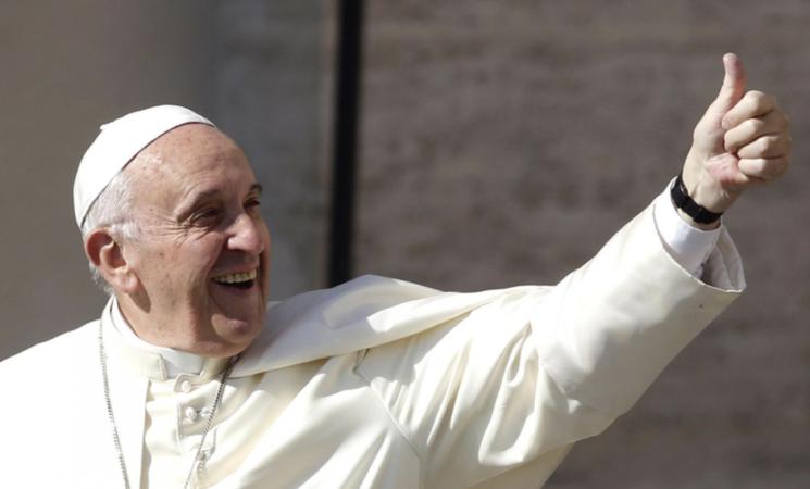"""Ambiente, l'amarezza di Papa Francesco """"Catastrofe, ma non perdiamo speranza"""""""