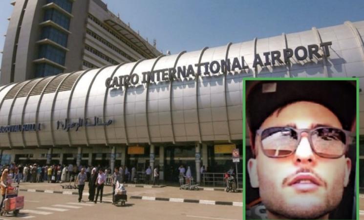 Italia-Egitto, evitato un nuovo caso Zaki, oggi il gelese Nicolas Valenza è finalmente tornato a casa
