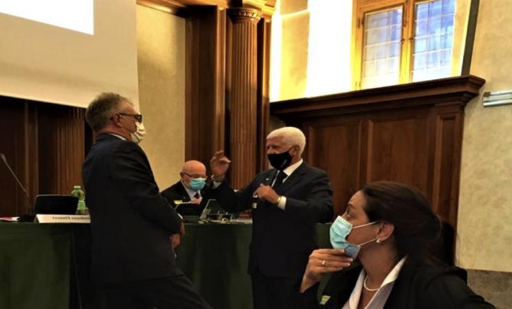 Senato, Unimpresa presenta le sue proposte su Fisco e Giustizia
