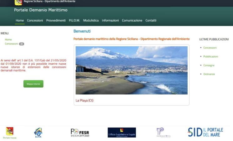 """Ars, """"Cordaro consente la privatizzazione del mare"""""""