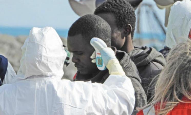 Migranti, task force interministeriale per gli hotspot in Sicilia