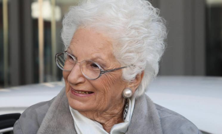 I 90 anni della senatrice a vita Liliana Segre, sopravvissuta alla Shoa