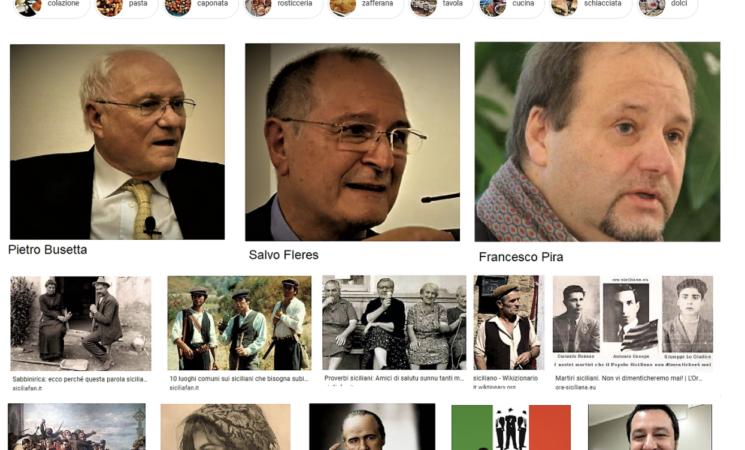 Reputazione, come certi media hanno indotto, per interesse, un complesso d'inferiorità nei Siciliani