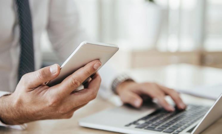 Le operazioni bancarie sono sempre più digitali