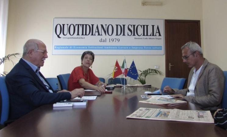 """Samonà: """"Garantire una nuova centralità alla Soprintendenza del Mare"""""""