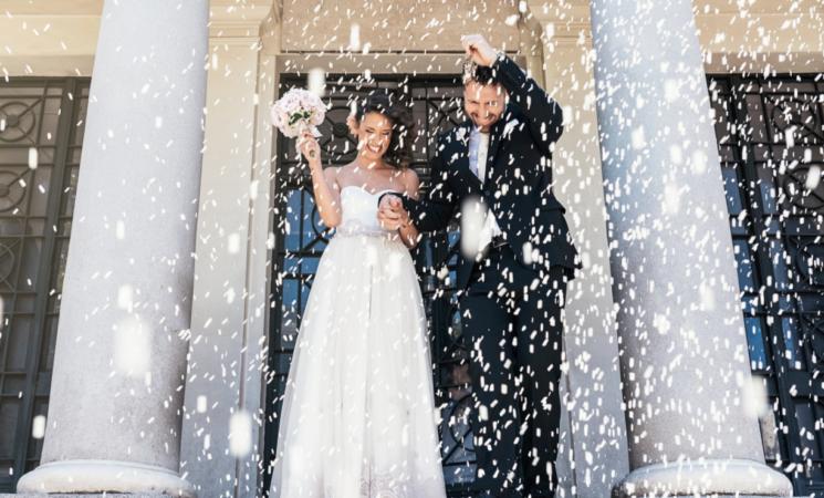 """Covid, in crisi il settore del wedding: """"calo fatturati oltre l'80%"""""""