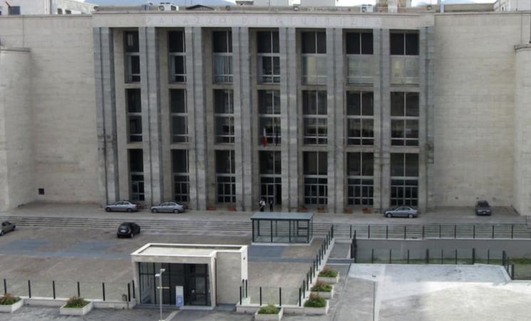 Coronavirus, Palermo, sanificazione di tre aule del Tribunale