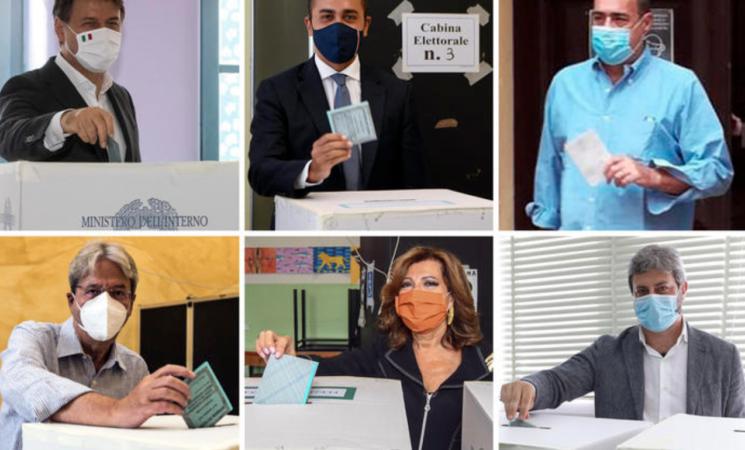 """Elezioni, il covid non ferma l'Election day, """"tutto regolare"""""""