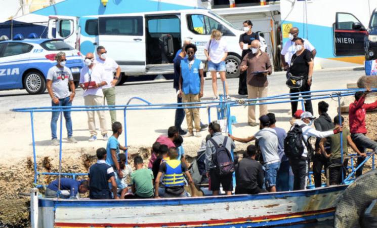 """Migranti, Musumeci, """"Europa assente dal Mediterraneo"""""""