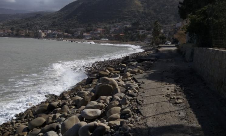 Erosione costiera, lavori sul litorale di Caronia (Me)