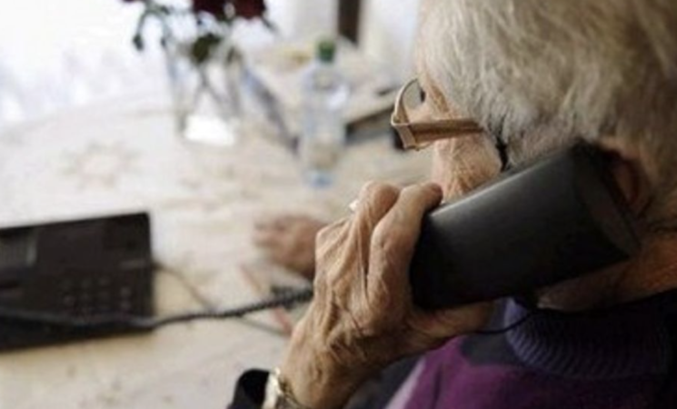 """Trapani, 90enne chiama i Carabinieri, """"Non mangio da 3 giorni"""""""