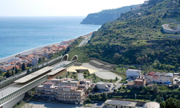 Raddoppio ferroviario Messina-Catania, pubblicate le gare