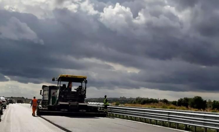 Siracusa-Gela: quasi pronti altri dieci chilometri di autostrada