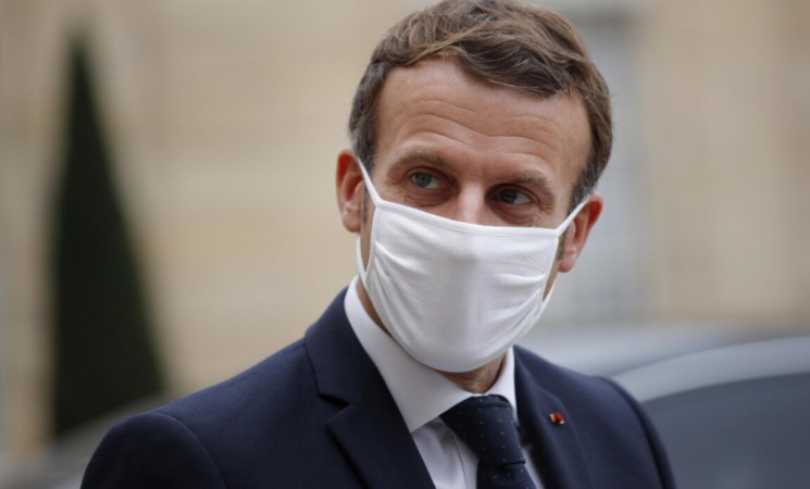 Covid, Macron positivo e in isolamento premier Castex