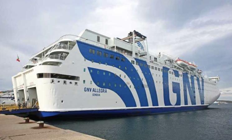 Migranti, sbarca da nave quarantena e muore in ospedale