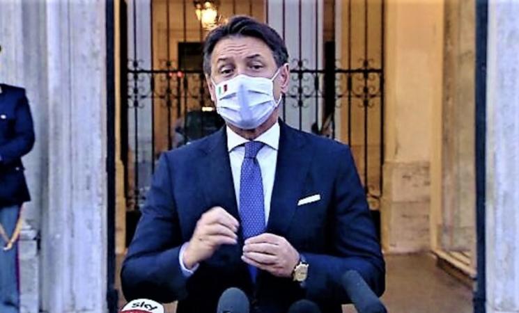 Coronavirus, boom contagi, parla il premier Conte