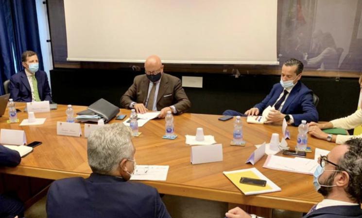 Un'intesa sui fondi per l'innovazione destinati alle imprese della Sicilia