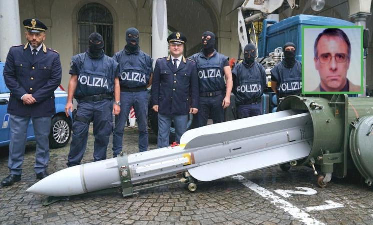 Traffico d'armi, un Palermitano tra gli arrestati nel Varesotto