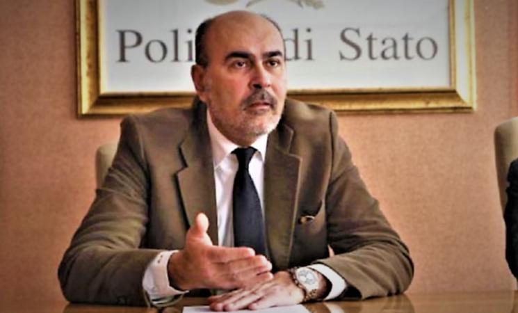 Palermo, giovedì arriva il questore Leopoldo Laricchia