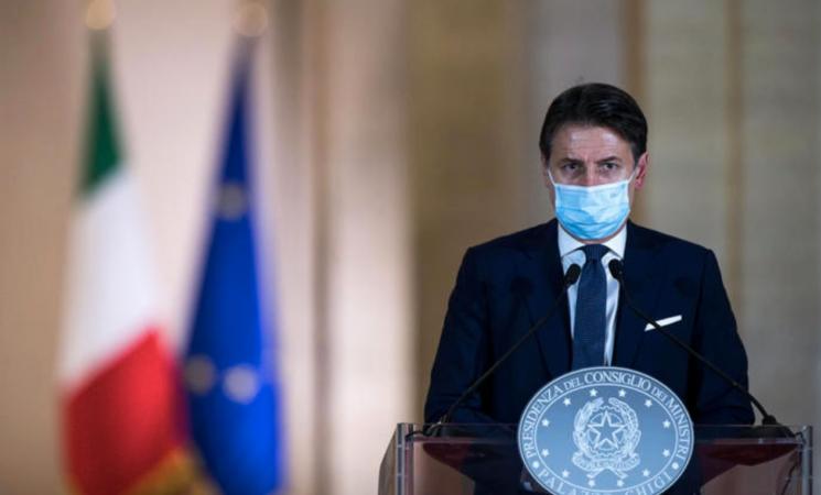 Dpcm, il premier Conte media con i sindaci italiani