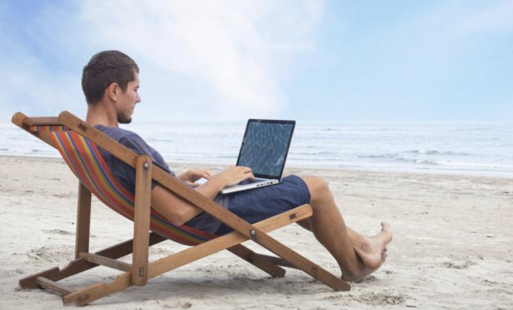 Smart working per un modo del tutto nuovo di vivere le vacanze